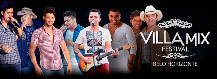 Villa Mix Festival Belo Horizonte