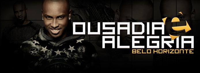 Ousadia e Alegria 2013