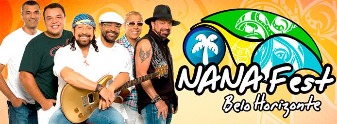 NANA FEST TRAZ CHICLETE COM BANANA E MAIS 4 ATRAÇÕES